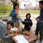 4月12日(日)、「親子でソトアソビ」-八王子市子どもキャンプ場-