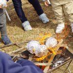 秋の親子じかん-焚き火deアウトドアクッキング-