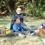 親子で楽しむ自然体験-森のようちえん体験会-