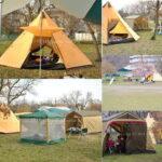 滝山ネイチャークラブのお泊りキャンプ