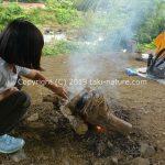 2月焚き火ワイルドデイキャンプ締め切りました。